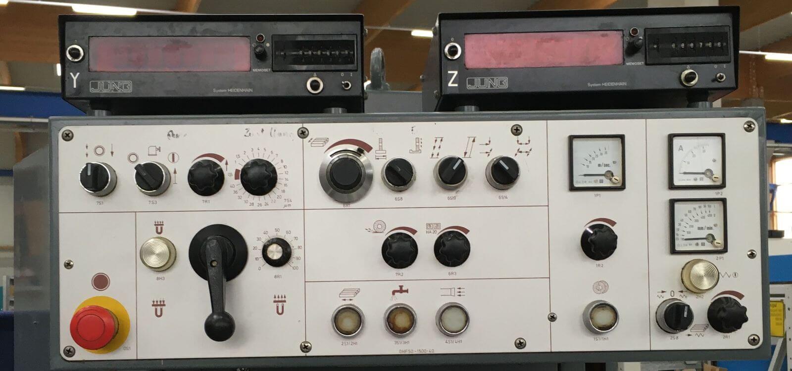 JUNG HF 50 EVO - Gebrauchtmaschine